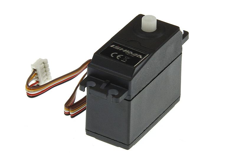 Ishima - 5-plug Servo