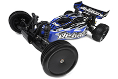 Ishima - Car Kit - Ultrex 2WD - 1/10 Buggy - Incl NiMh Battery and charger - RTR