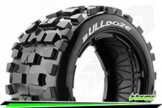 Louise RC - B-ULLDOZE - 1-5 Buggy Tire Set - SPORT - Rear - 1 Pair