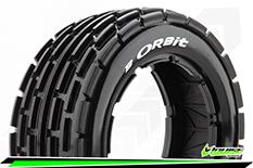 Louise RC - B-ORBIT - 1-5 Buggy Tire Set - Sport - Front - L-T3265I