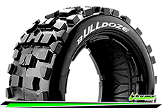 Louise RC - B-ULLDOZE - 1-5 Buggy Tire Set - Sport- Front - L-T3268I