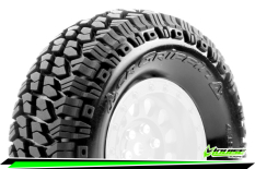 Louise RC - CR-GRIFFIN - Class 1 - 1-10 Crawler Tires - Super Soft - for 1.9 Wheels - L-T3344VI