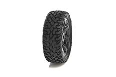 Medial Pro - Sport Tires glued on Rims - Bullit 2.2 - Black Rims - Front Bandit/VXL