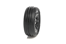 Medial Pro - Sport Tires glued on Rims - Tracer 2.2 - Black Rims - Front Bandit/VXL