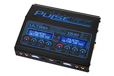 Pulsetec - Dual Charger - Ultima 250 Duo - AC 100-240V - DC 11-18V - 250W Power - 0.1-10.0A - 1-6 Li-xx - 1-15 Ni-xx - 2-20V PB