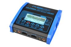 Pulsetec - Dual Charger - Ultima 260 Duo - AC 100-240V - DC 11-18V - 250W Power - 0.1-10.0A - 1-6 Li-xx - 1-15 Ni-xx - 2-20V PB