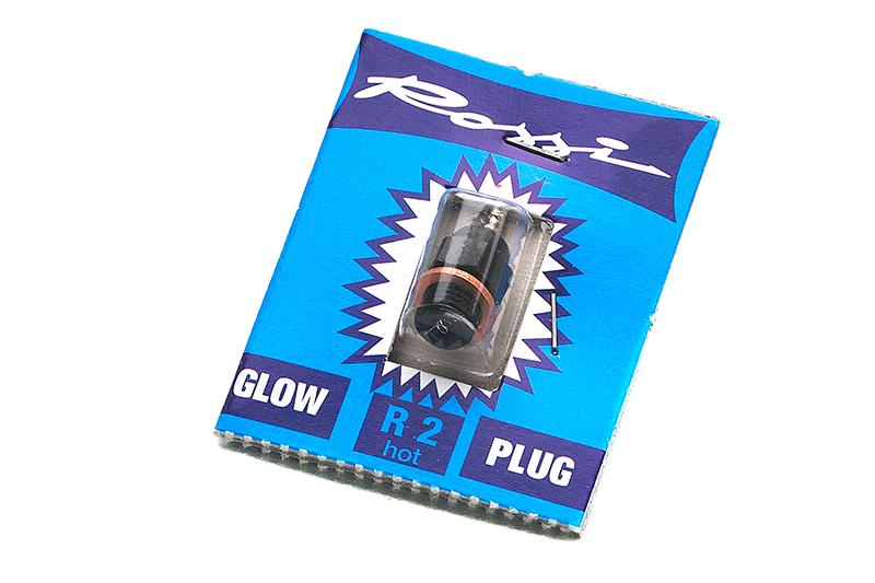 Rossi - Glowplug - R2 - Hot