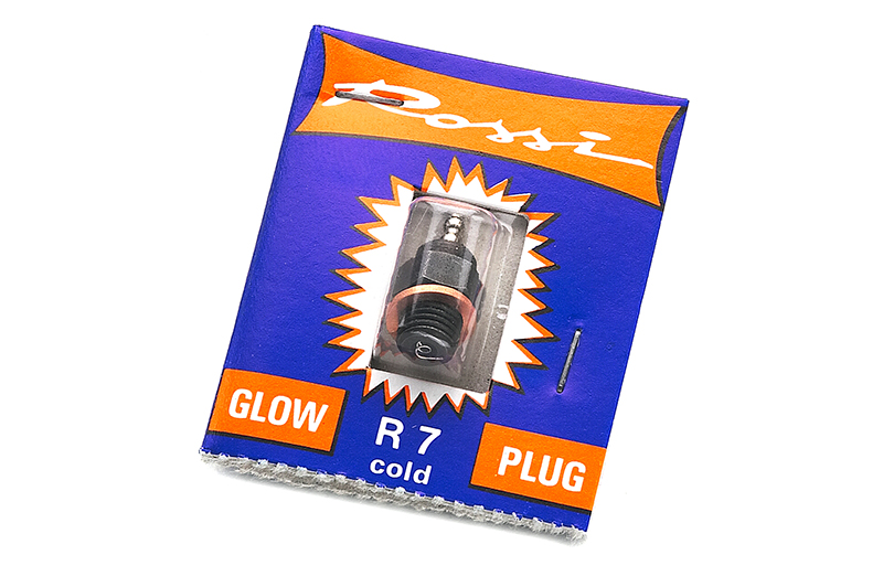 Rossi - Glowplug - R7 - Extra Cold