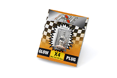Rossi - Glowplug - X4 - Medium Hot - OS Type