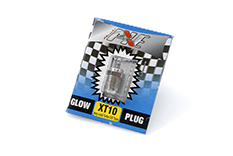 Rossi - Glowplug - Turbo - XT10 - Cold - OS Type