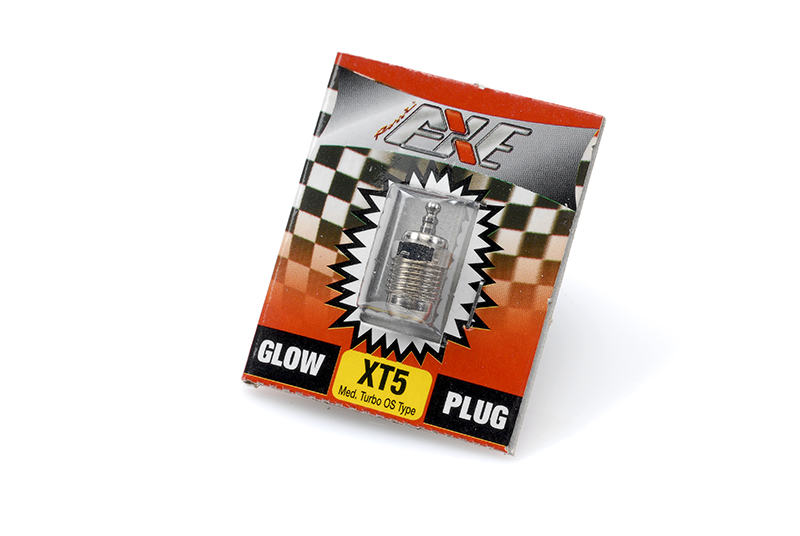Rossi - Glowplug - Turbo - XT5 - Medium - OS Type