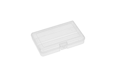 Rocabox - Assortment Box - RA-1611-03-03 - Clear - 3 Compartments