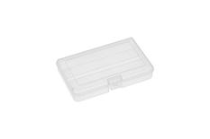 Rocabox - Assortment Box - RA-1611-03-03 - Clear - 3 Compartments