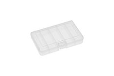 Rocabox - Assortment Box - RA-1611-03-05 - Clear - 5 Compartments
