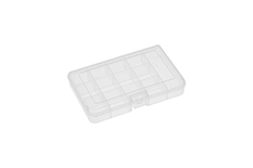 Rocabox - Assortment Box - RA-1611-03-13 - Clear - 13 Compartments