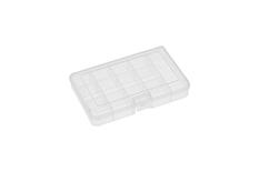 Rocabox - Assortment Box - RA-1611-03-13 - Clear - 13 Compartments