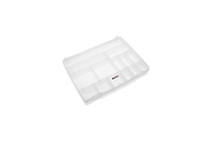 Rocabox - Assortment Box - RA-3225-05-14 - Clear - 14 Compartments