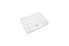 Rocabox - Assortment Box - RA-3225-05-21 - Clear - 21 Compartments