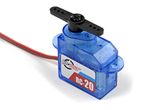 RC Plus - Servo - RC-20 - Ultra Micro