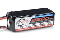 RC Plus - Li-Po Batterypack - Python Power 35C - 2200 mAh - 6S1P - 22,2V - Deans Connector