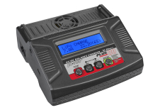 RC Plus - Power Plus 80 Charger - AC-DC - 80W - 1x 6S Lixx - 15 Nixx - 20V PB