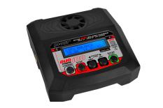RC Plus - Power Duo 100 Charger - AC 100W - DC 2X 100W - 2x 4S Lixx - 8 Nixx - 16V PB