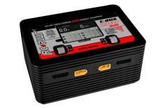 RC Plus - C-Box 200 Duo Charger - AC 200W - DC 400W - 2x 6S Lixx - 15 Nixx - 20V PB