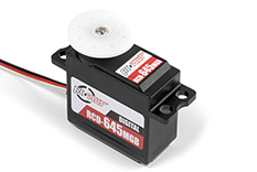 RC Plus - Servo - RCD-645MGB - Digital - Standard - Metal Gear - Ball Bearing
