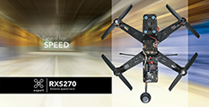 Rise - RISE RXS270 Carbon Fiber Brushless Racing Quad RxR