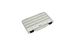 Rocabox - Assortment Box - RS-2015-03-16 - Gray / Smoke - 16 Compartments