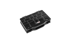 Rocabox - Assortment Box - RS-2719-06-32 - Black / Smoke - 32 Compartments
