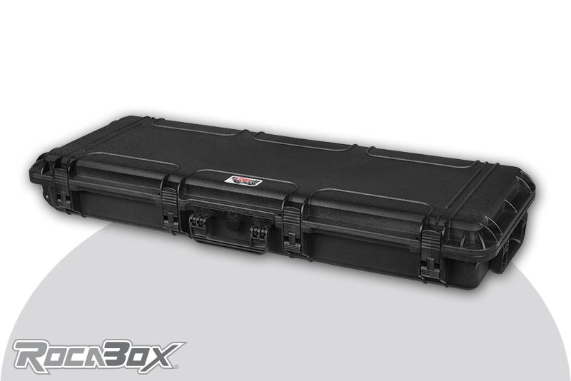 Rocabox - Waterproof IP67 Universal Case - Black - RW-11037-14-B