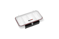 Rocabox - Waterproof IP67 Universal Case - Clear - RW-1608-04-C4 - 4 Compartments