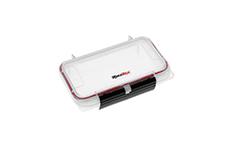 Rocabox - Waterproof IP67 Assortment Box - Clear - RW-1608-04-C