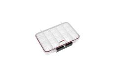 Rocabox - Waterproof IP67 Assortment Box - Clear - RW-2114-05-C15 - 3-15 Compartments