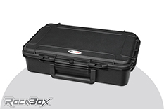 Rocabox - Waterproof IP67 Universal Case - Black - RW-3220-08-B