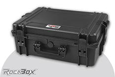 Rocabox - Waterproof IP67 Universal Case - Black - RW-5035-19-BF - Cubed Foam
