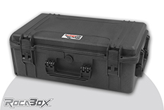 Rocabox - Waterproof IP67 Universal Case - Black - RW-5229-20-B