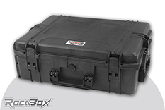 Rocabox - Waterproof IP67 Universal Case - Black - RW-5440-19-B