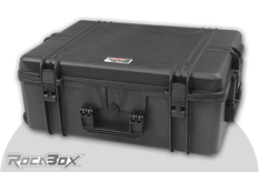 Rocabox - Waterproof IP67 Universal Case - Black - RW-6246-25-B