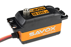 Savox - Servo - SB-2263MG - Digital - Brushless Motor - Metal Gear