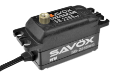 Savox - Servo - SB-2265MG - Digital - High Voltage - Brushless Motor - Metal Gears