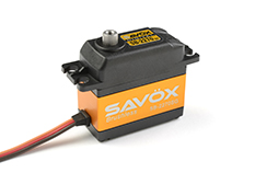 Savox - Servo - SB-2270SG - Digital - High Voltage - Brushless Motor - Steel Gears
