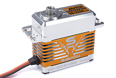 Savox - Servo - SB-2282SG - Digital - High Voltage - Brushless Motor - Steel Gear