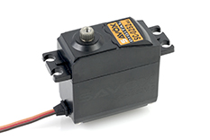 Savox - Servo - SC-0252MG - Digital - DC Motor - Metal Gear