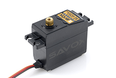 Savox - Servo - SC-0253MG - Digital - DC Motor - Metal Gear