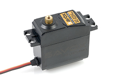 Savox - Servo - SC-0254MG - Digital - DC Motor - Metal Gear