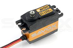 Savox - Servo - SC-1256TG - Digital - Coreless Motor - Titanium Gear