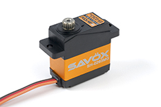 Savox - Servo - SH-0263MG - Digital - DC Motor - Metal Gear