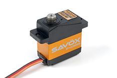 Savox - Servo - SH-0264MG - Digital - DC Motor - Metal Gear